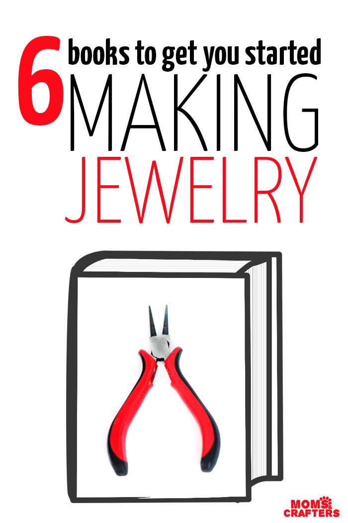 Jewelry making is an amazing craft to learn! If you want to DIY your own handmade jewerly, these books for beginners are a perfect inexpensive way to learn!