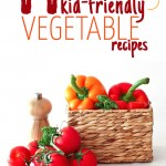 Kosher + Kid Friendly Vegetable Recipes