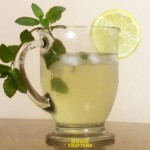 "Lemon Mint Iced Tea – ""Limonana"" recipe"
