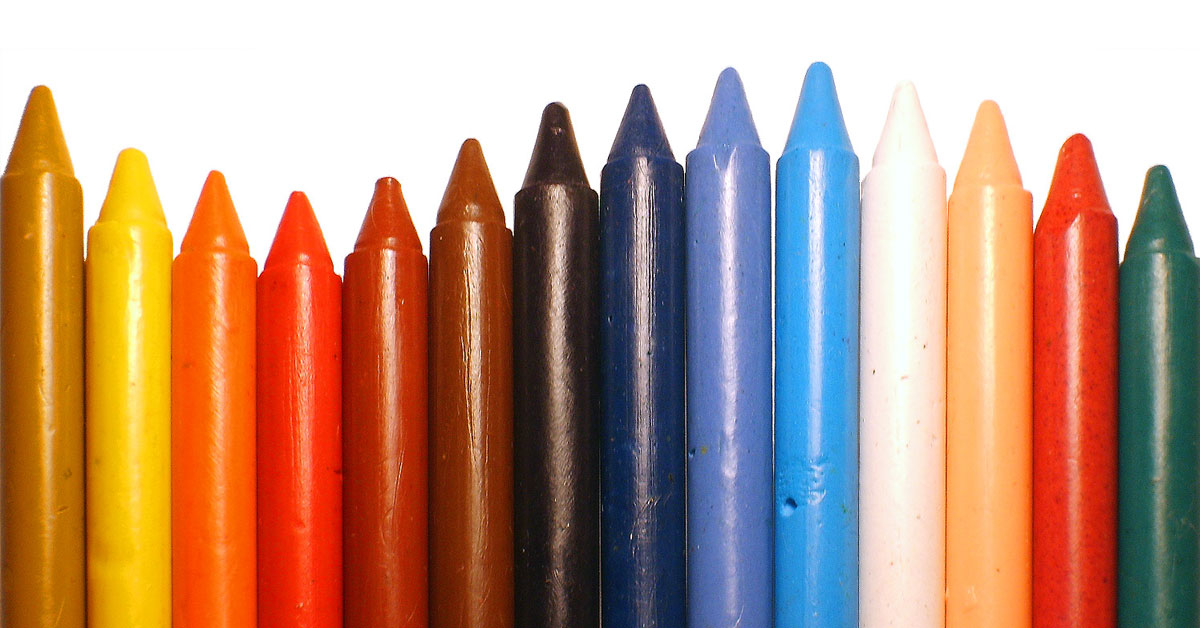 14 Things to Make with Crayons