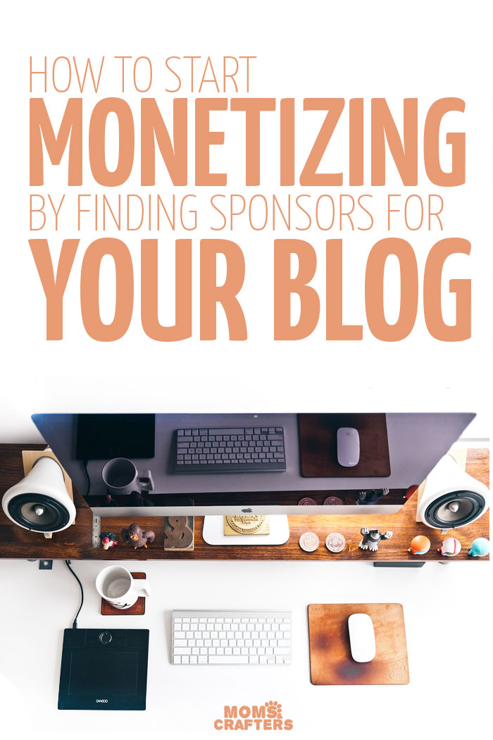 Do you want to start earning money with your blog? Read these simple blogging tips for preparing your website and making it ready for sponsored posts, and where to find those sponsors!