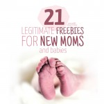 21 Free Stuff for moms and babies