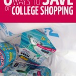 HOW TO SAVE ON COLLEGE SHOPPING