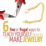 How to teach yourself how to make jewelry