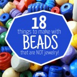 18 THINGS TO MAKE WITH BEADS (THAT AREN'T JEWELRY)