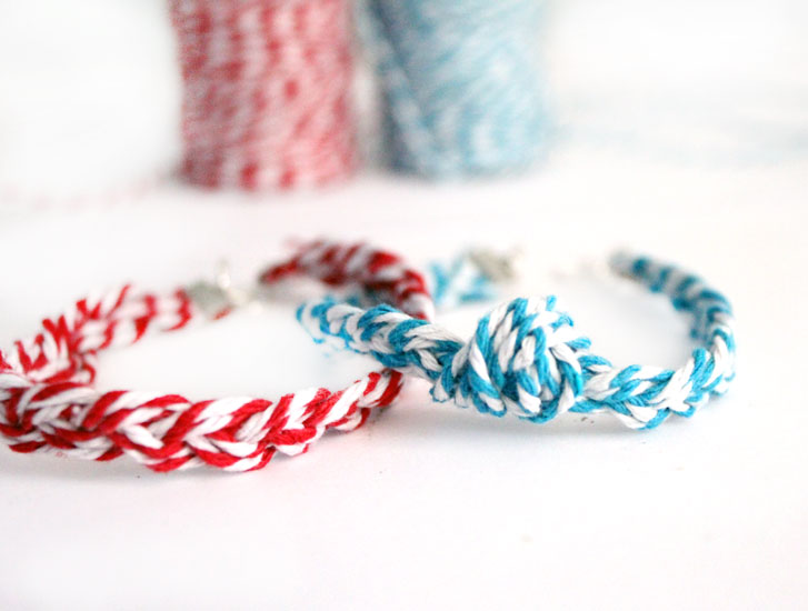 Make These Adorable DIY Braided Friendship Bracelet A Quirky Jewelry Making Craft To Learn Some
