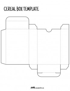 cereal-box-template
