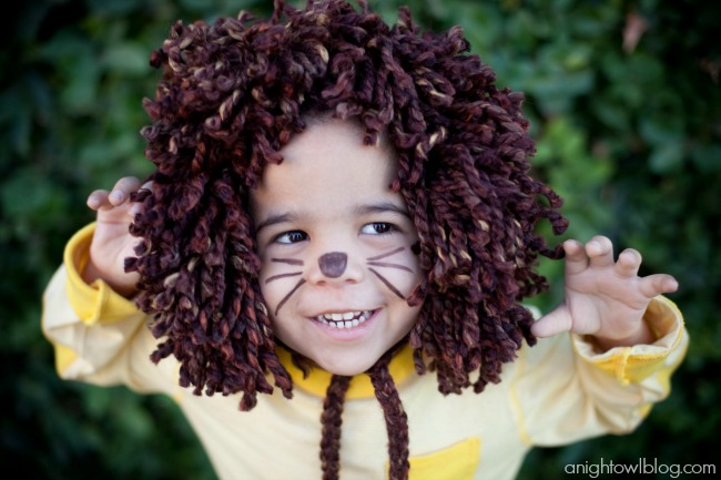 diy no sew costumes for toddlers 1