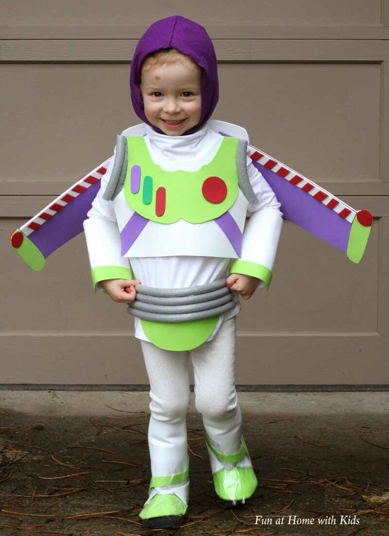 diy no sew costumes for toddlers 10