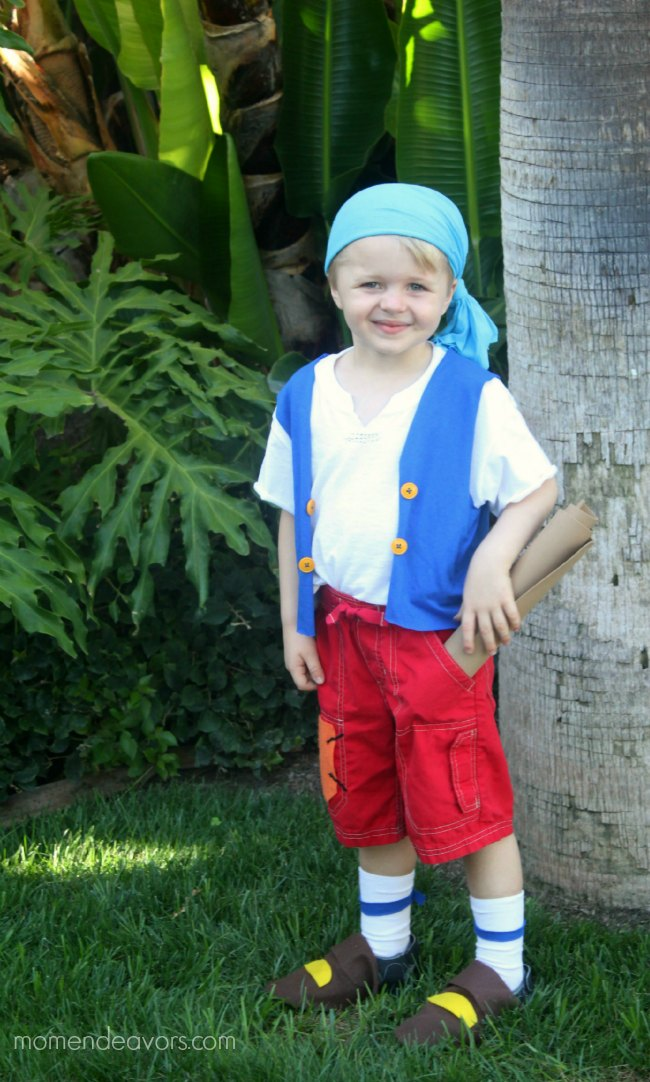 diy no sew costumes for toddlers 2