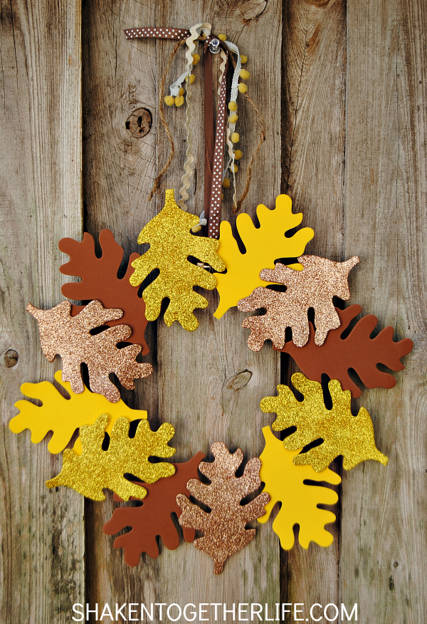 fall leaf crafts 4