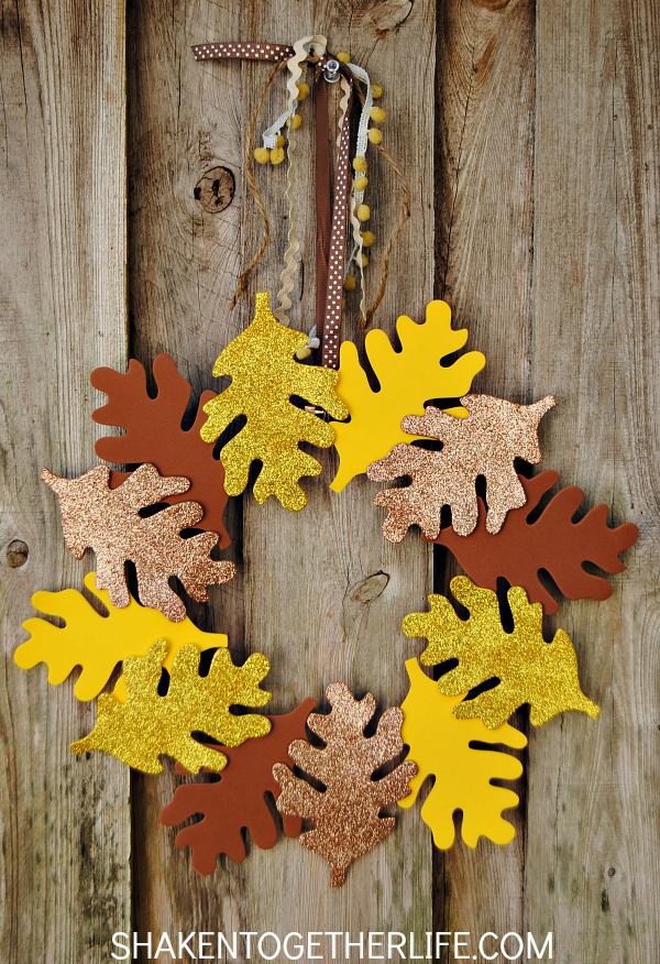 fall leaf crafts 4