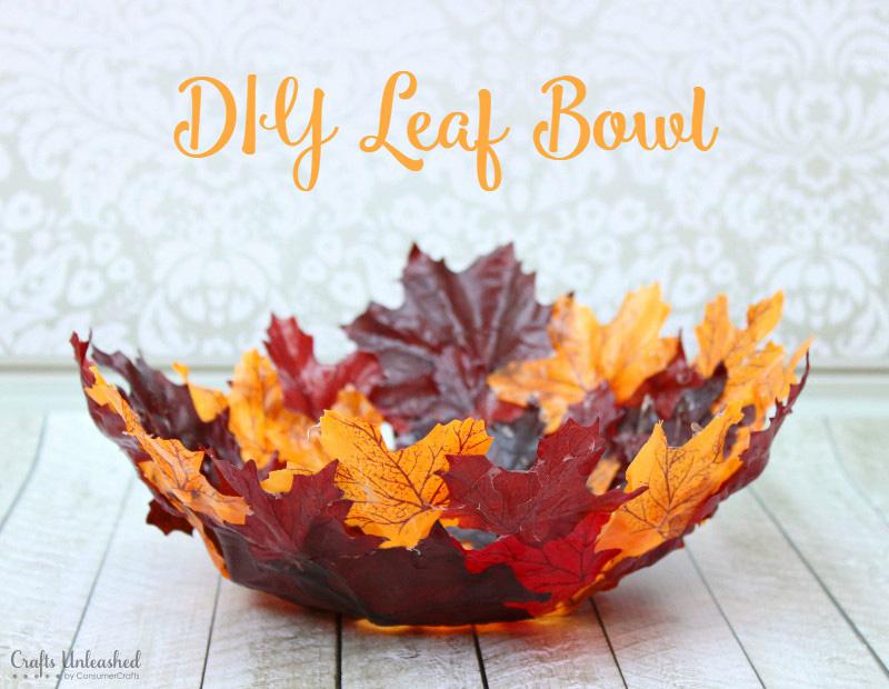 fall leaf crafts 7