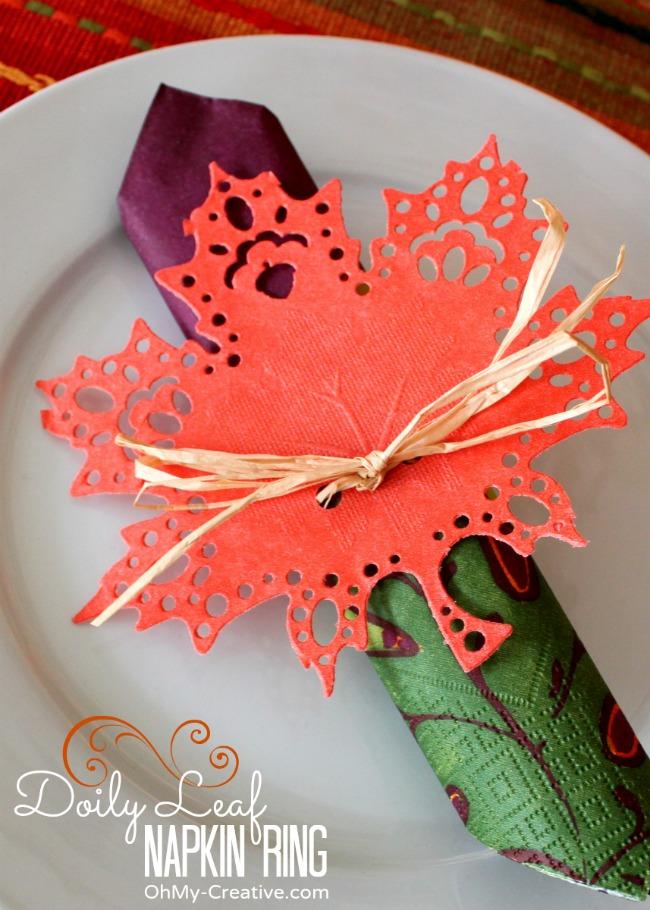 fall leaf crafts 8