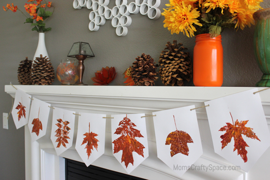 fall leaf crafts 9