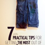 7 Tips for getting the most out of clothes