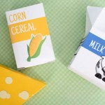 Free Printable Groceries for Pretend Play