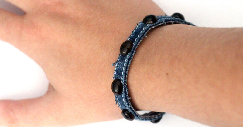 The best recycled denim crafts - Moms and Crafters