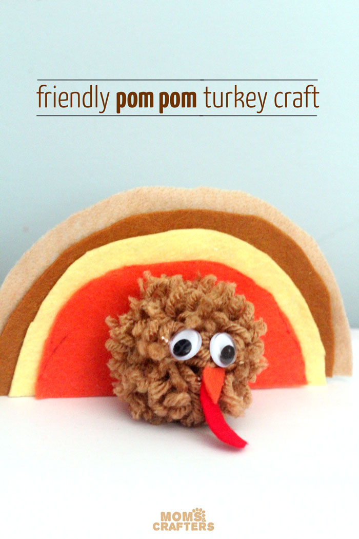 Thanksgiving Turkey Craft on Simple Coloring Pages For Toddlers
