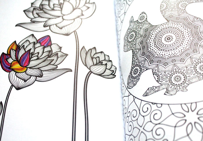 theres nothing as relaxing as these complex free printable coloring pages for adults they are - Print Coloring Pages For Adults