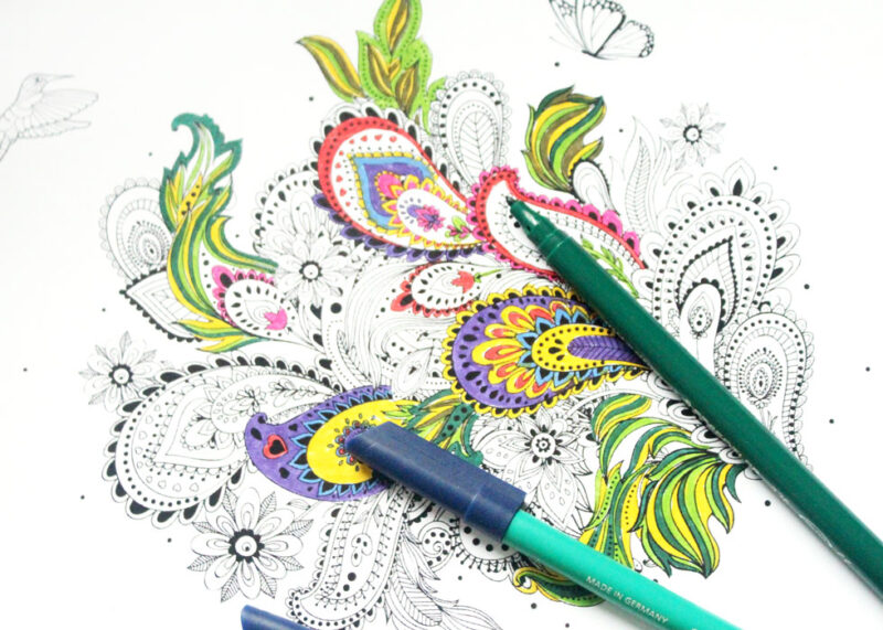 Free Printable Coloring Pages For Adults Moms And Crafters