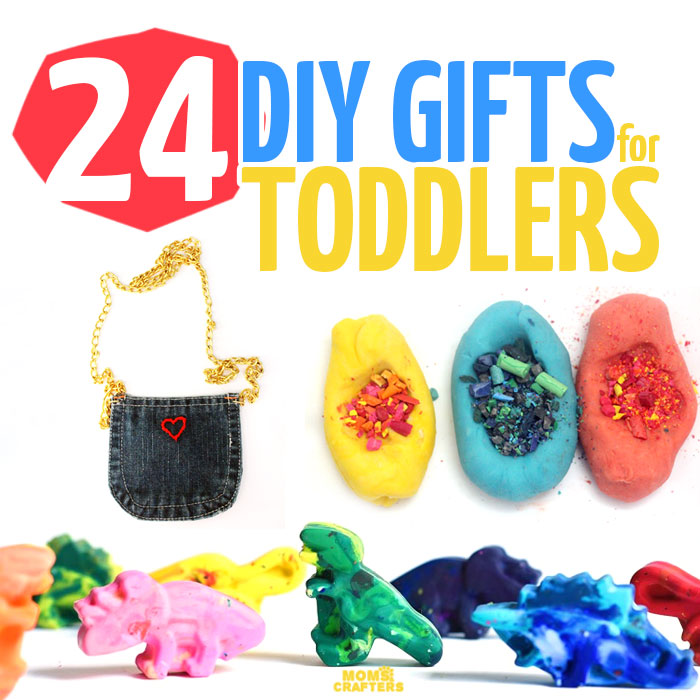 Toddler Christmas Craft Gift Ideas Part - 22: Craft Your Holiday With These 24 Amazing DIY Gifts For Toddlers. Youu0027ll Love
