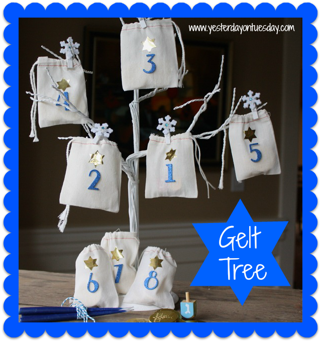 Hanukkah gift ideas to DIY or to buy - Moms and Crafters