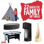 Give a gift for the whole family to enjoy! These 22 family gift ideas offer suggestions for families with young kids, families with older kids and adults, and families of all ages!