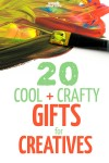 Looking for the perfect gift for the crafter in your life? These gifts for crafters include great holiday and birthday gift ideas for creatives and artistic people