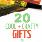 20 Amazing Gifts for Crafters