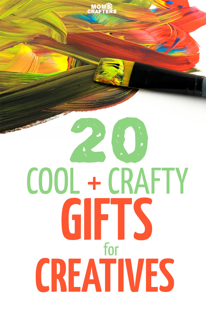 20 amazing gifts for crafters moms and crafters looking for the perfect gift for the crafter in your life these gifts for crafters negle Images