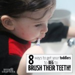 8 Tooth Brushing Tips for Toddlers