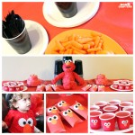 Elmo birthday party ideas on a budget