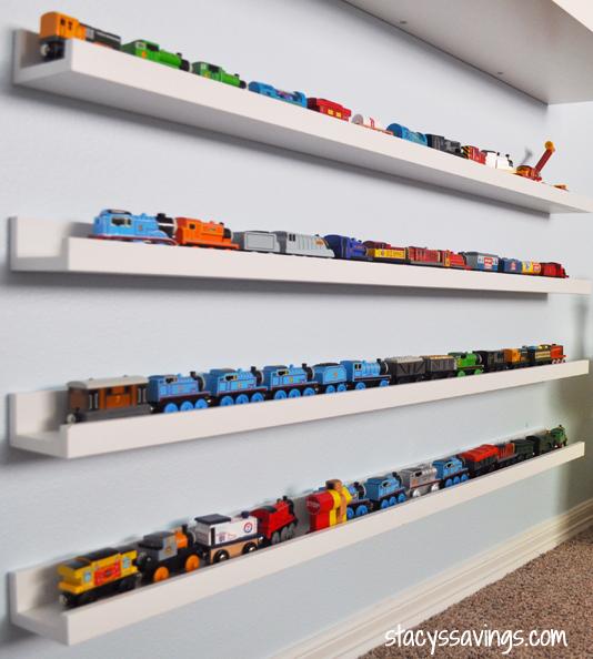 Diy toy car storage ideas 11
