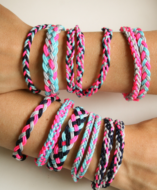 Diy Bands: DIY Bracelets That Are Easy But Beautiful!