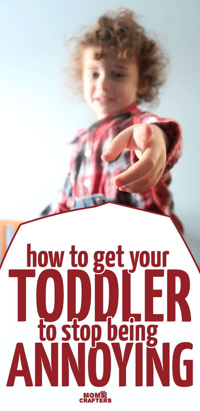 Granted, parenting toddlers can be tough. Toddlers are persistent and even annoying! But here is a new perspective that will help you get past the nagging stage, with some simple, actionable parenting tips.