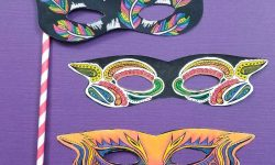 color-in masks