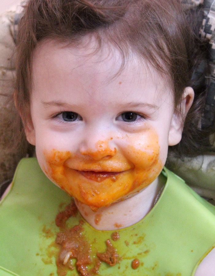 Do you let your toddler get messy? Parenting toddlers can be tough: here's why you should allow your toddler to make a mess!