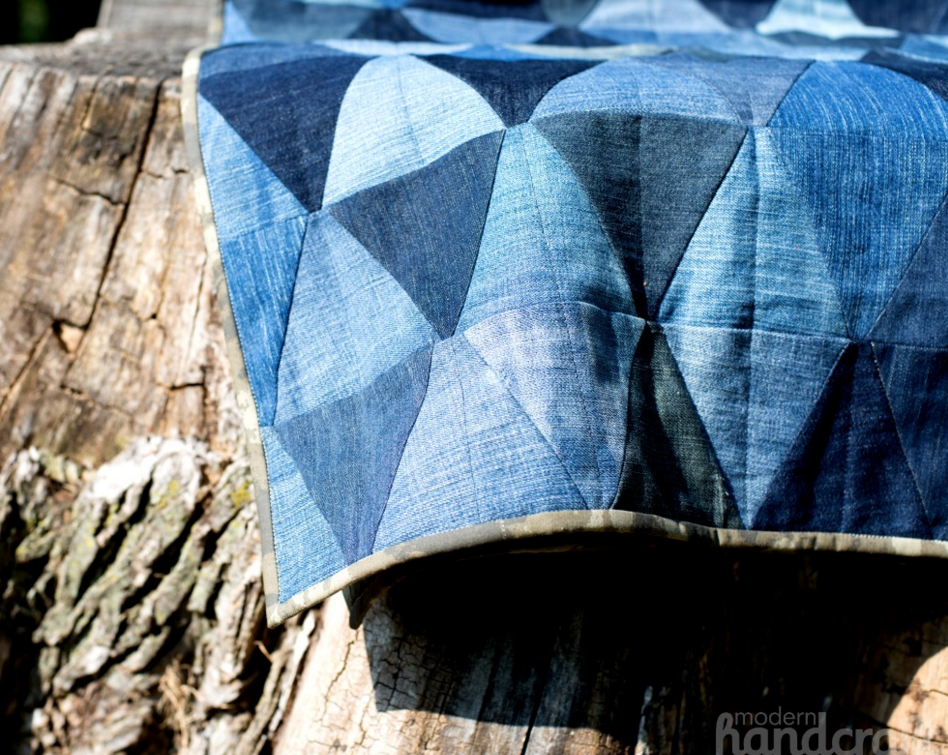 The best recycled denim crafts moms and crafters for Denim craft projects