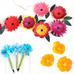 Flower Crafts for teens