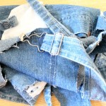 The best recycled denim crafts