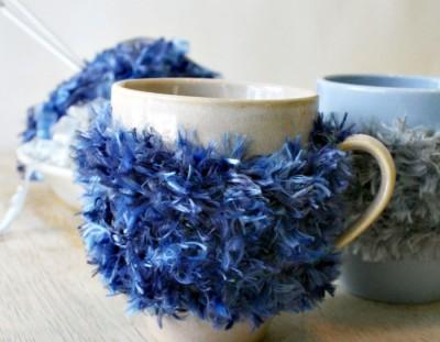 Mug Cozy Tutorial: Make a Furry Mug Hug!