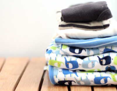 5 Crafts to Preserve Baby Clothes