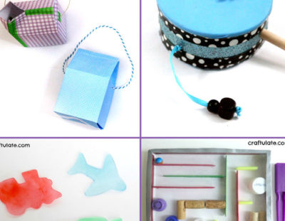 10 Crafts for Adults to Make for Kids