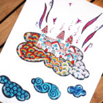 5 Fairy Coloring Pages for Adults!