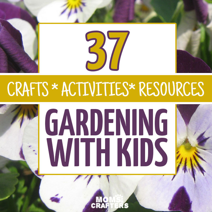 Lovely Gardening With Kids Can Be Fun... And Challenging. This Amazing Resource  Includes