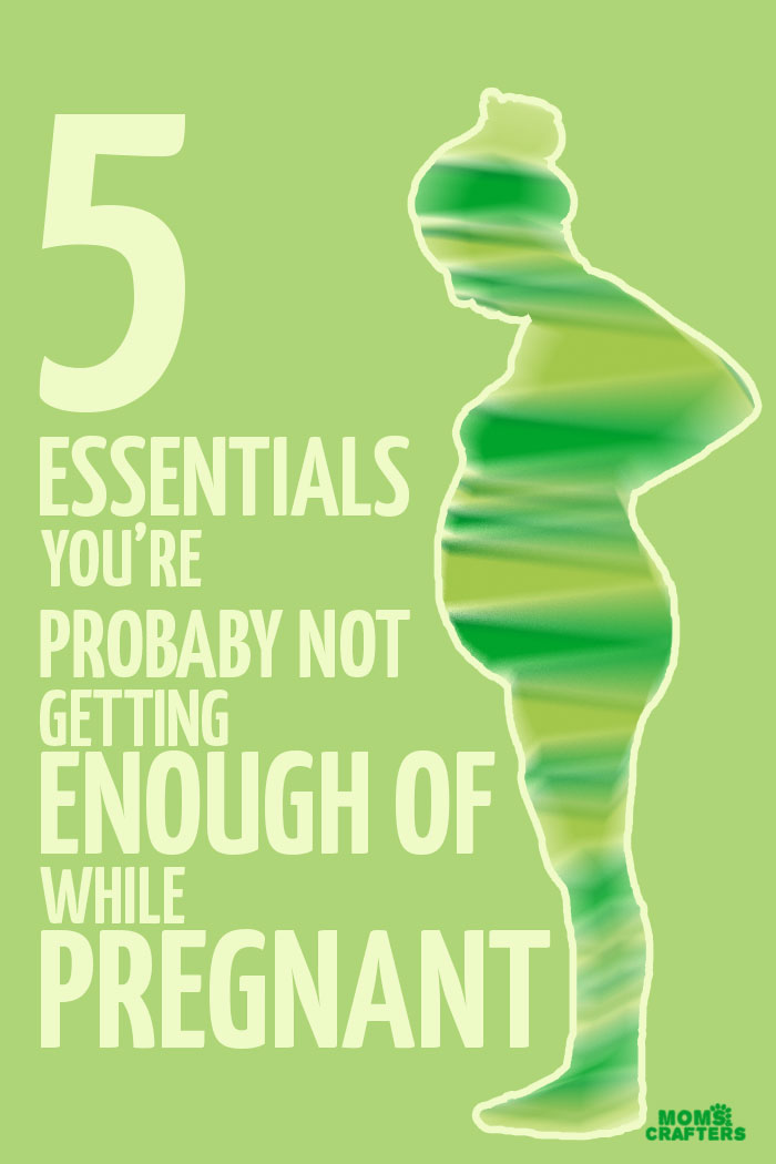 If you're concerned about pregnancy nutrition, you need to read this! Click to find out about 5 essential nutrients you're likely short on during pregnancy, for proper health