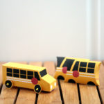 School Bus Treat Boxes – a free printable!