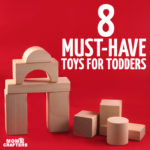 8 Essential Toys for Toddlers