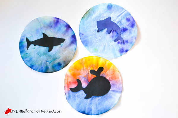 Rocking Paper Plate Submarine Craft For Preschoolers Ocean Crafts  sc 1 st  danielliew.com & Ocean Craft For Kids 15 Fantastic Ocean Themed Kids Crafts I Heart ...